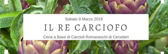 """Il Re """"Carciofo"""""""